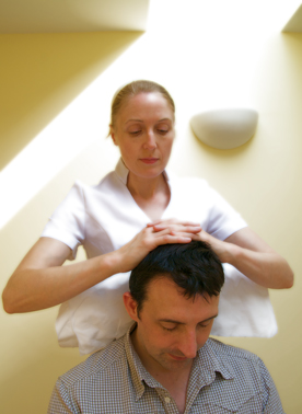 how to learn indian head massage